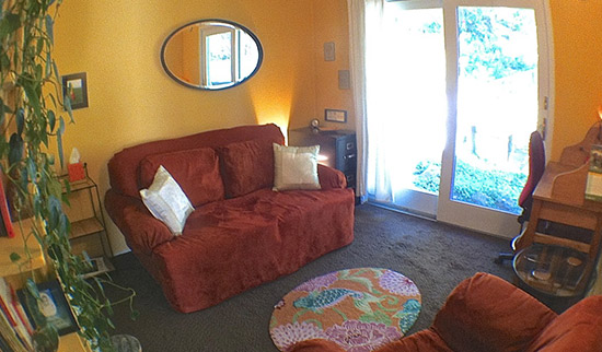 Mill Valley Therapist Office