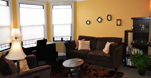 Ondina's Therapist Office